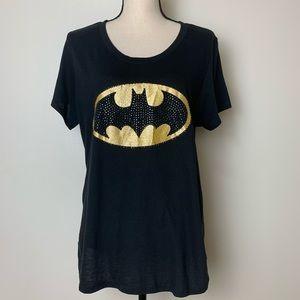 Women's Batman Classic Logo T-Shirt Size XXL